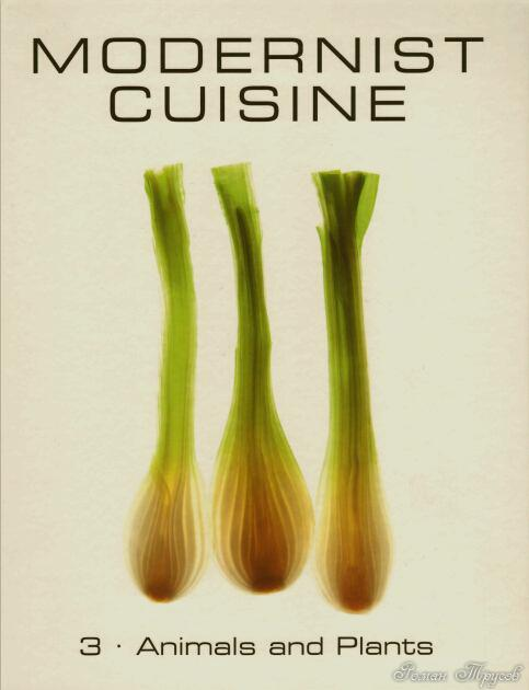 Modernist Cuisine animals and plants